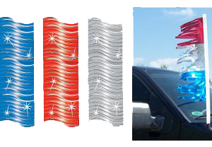Kansas Auto Dealers Website Image - Metallic Antenna Trim